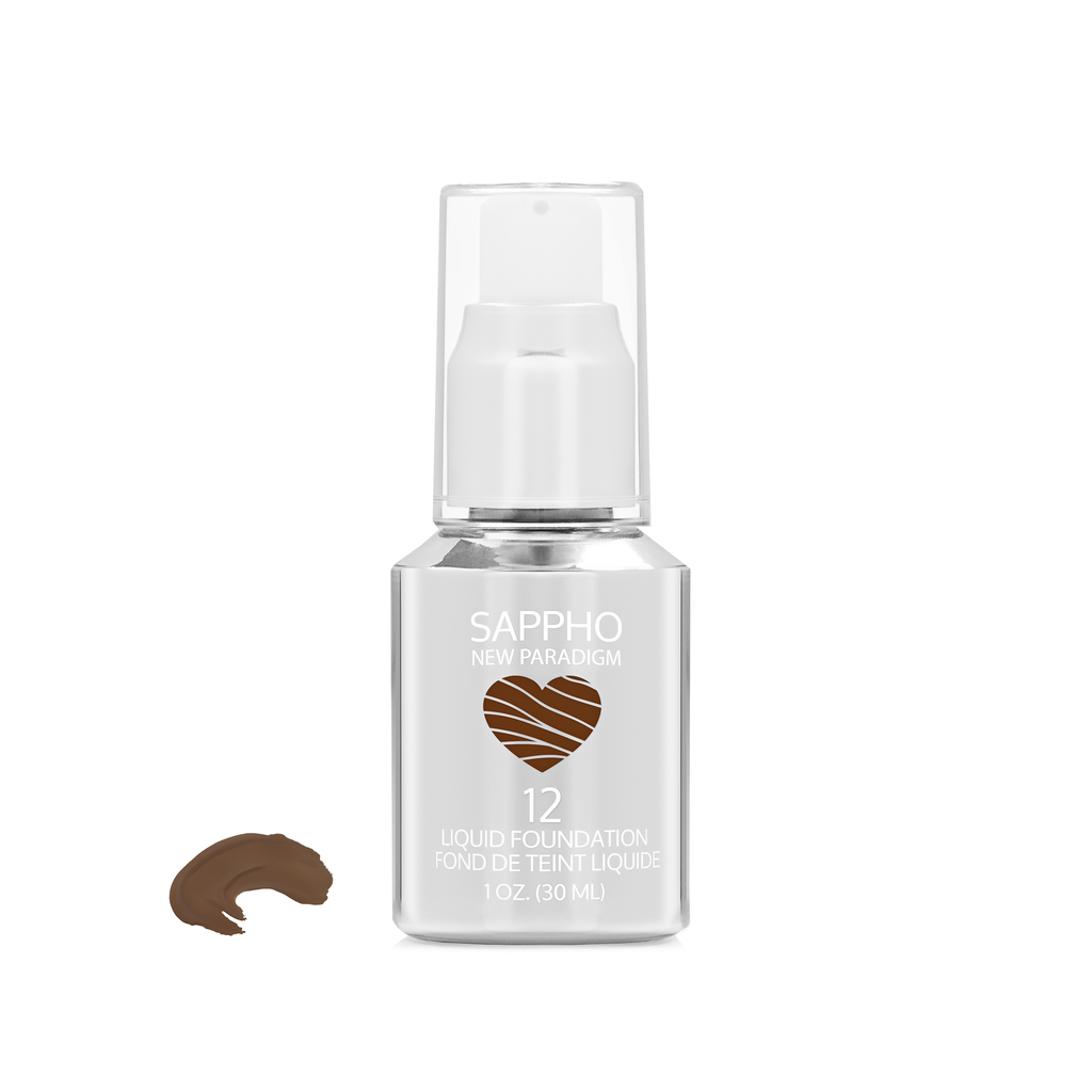 Sappho Cosmetics - Liquid Foundation (Original Formulation - ON SALE)
