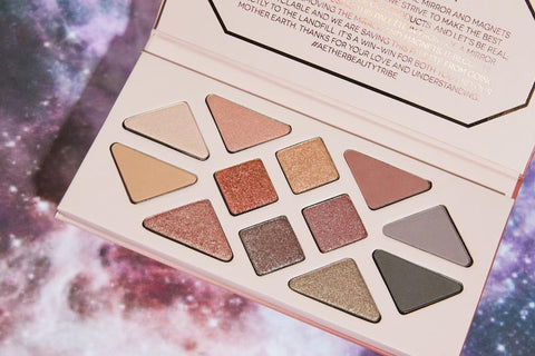Aether Beauty - Rose Quartz Gemstone Palette