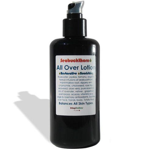 Living Libations - Seabuckthorn All Over Lotion