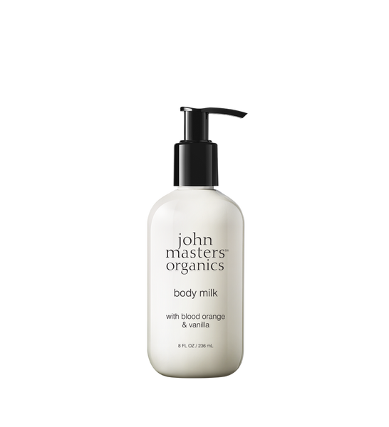 John Masters Organics - Vanilla and Blood Orange Body Milk