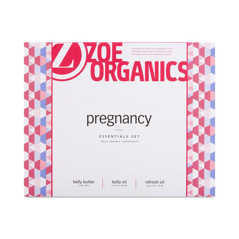 Zoe Organics - Pregnancy Essentials Set