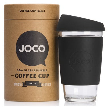 Joco - Reusable Coffee Cup - Black