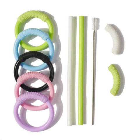Age Quencher - Silicone Bracelet Straw