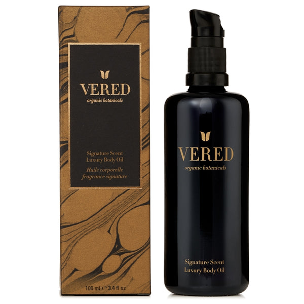 Vered Organic Botanicals Signature Scent Body Oil