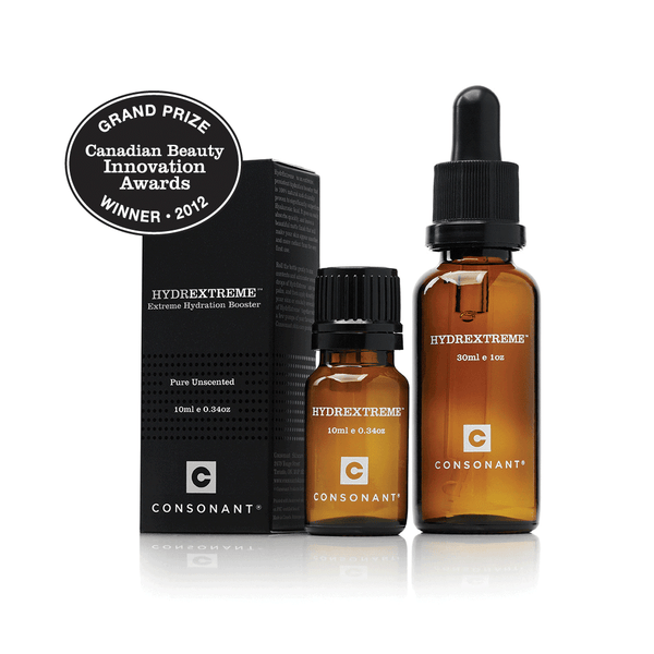 Consonant Skincare - HydrExtreme Hydration Booster Serum - Clementine Fields