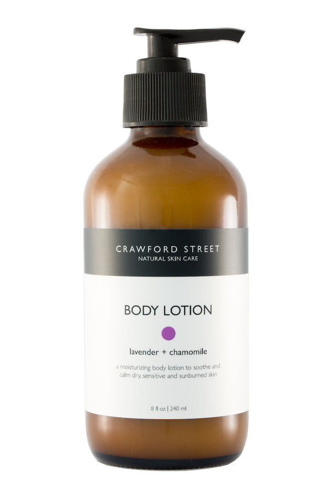 Crawford Street - Lavender and Chamomile Soothing Body Lotion