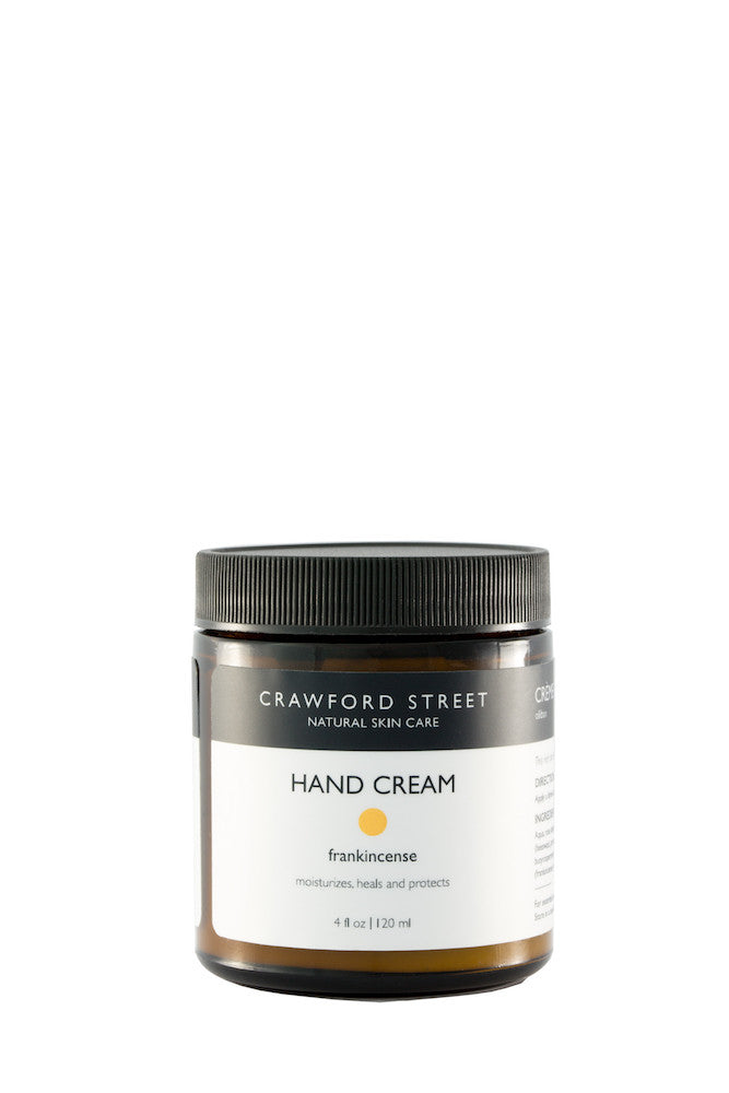 Crawford Street - Frankincense Hand Cream (NEW)