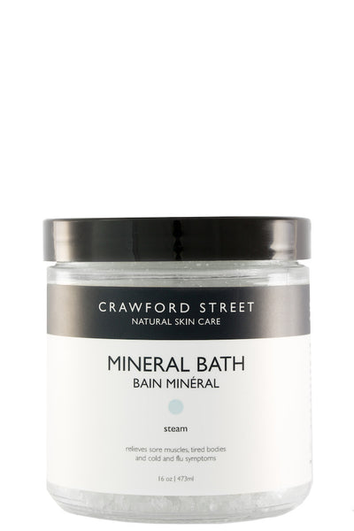Crawford Street - Steam Mineral Bath