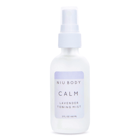 Niu Body - Calm Lavender Toning Mist