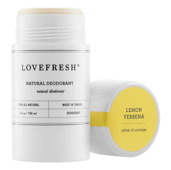 Lovefresh - Lemon Deodorant
