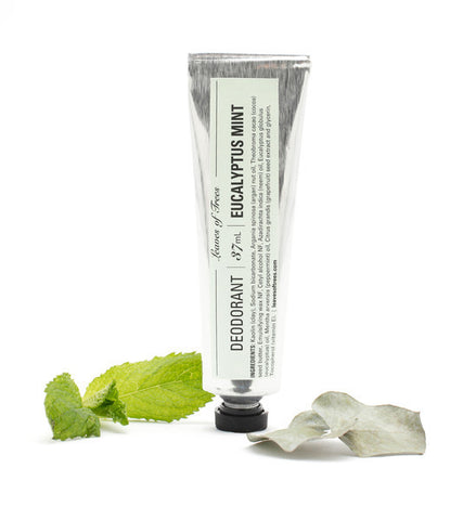 Leaves Of Trees - Eucalyptus Mint Deodorant