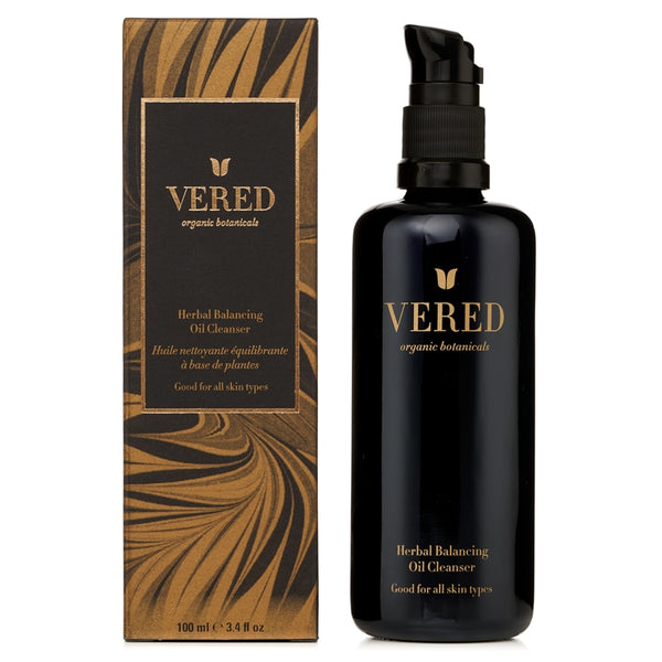 Vered Organic Botanicals - Herbal Balancing Oil Cleanser