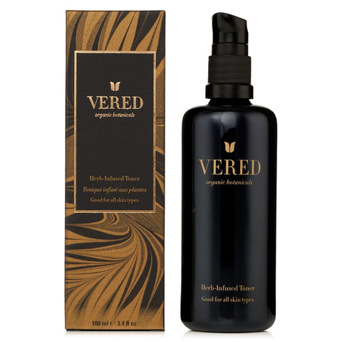 Vered Organic Botanicals Herb-infused Toner