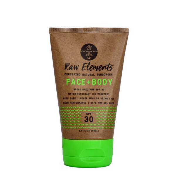 Raw Elements - ECO Formula Lotion (Tube)