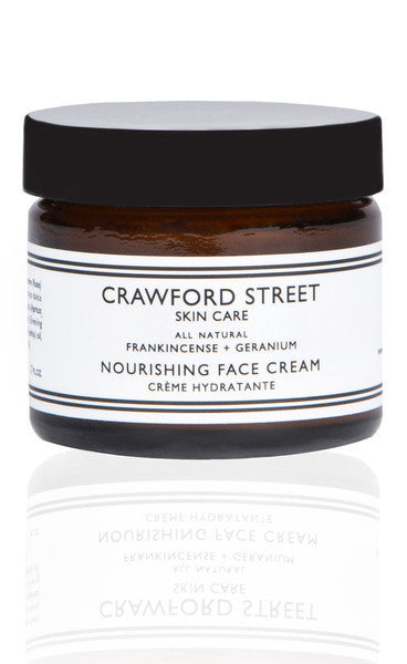 Crawford Street - Frankincense and Geranium Face Moisturizer - Clementine Fields