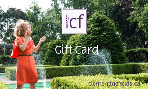 Gift Card - Clementine Fields