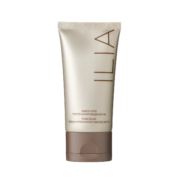 Ilia Beauty - Sheer Vivid Tinted Moisturizer SPF20 - Clementine Fields - 1