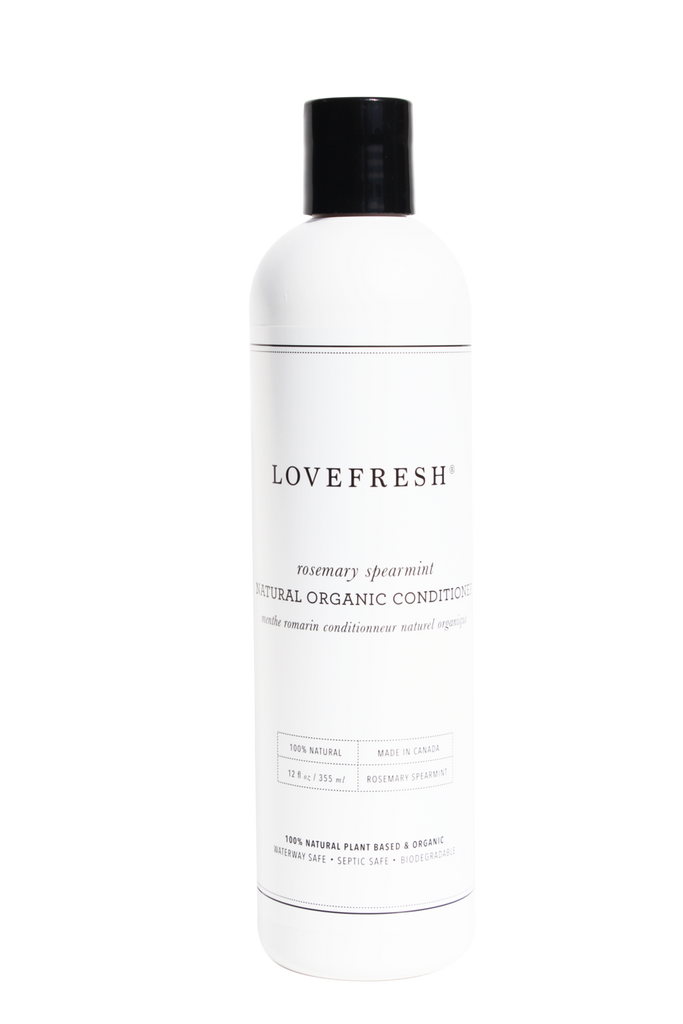 Lovefresh - Rosemary Spearmint Conditioner