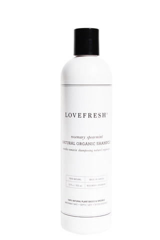 Lovefresh - Rosemary Spearmint Shampoo