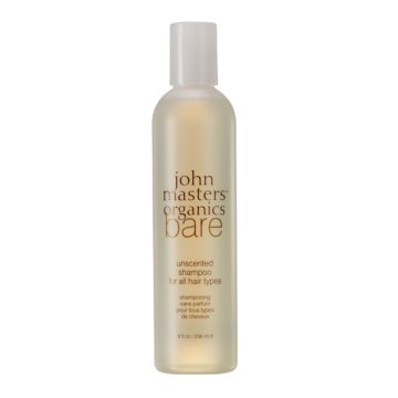 John Masters Organics - Bare Unscented Shampoo for All Hair Types - Clementine Fields