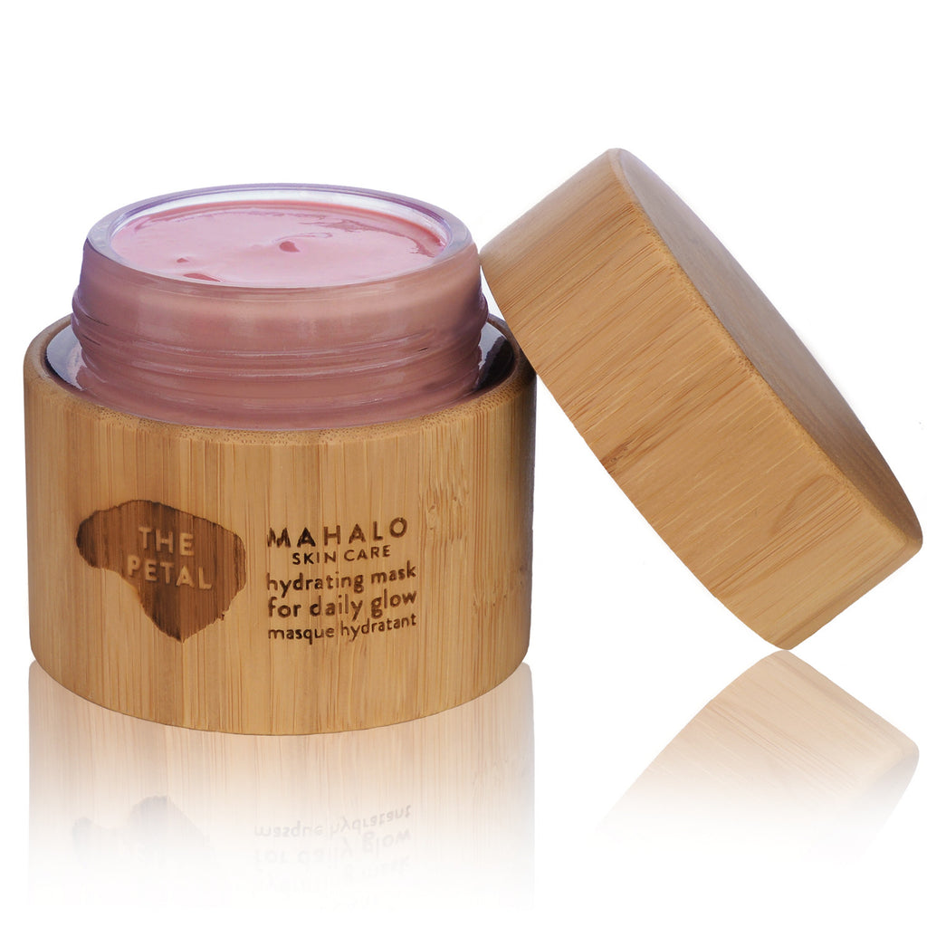 Mahalo Skin Care - The Petal Mask