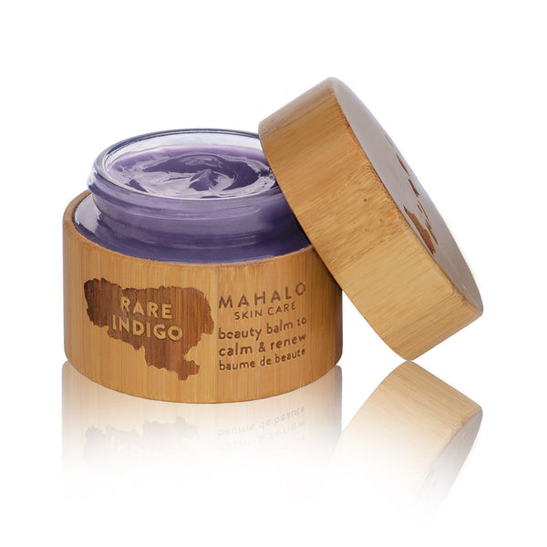 Mahalo Skin Care - The Rare Indigo Beauty Balm