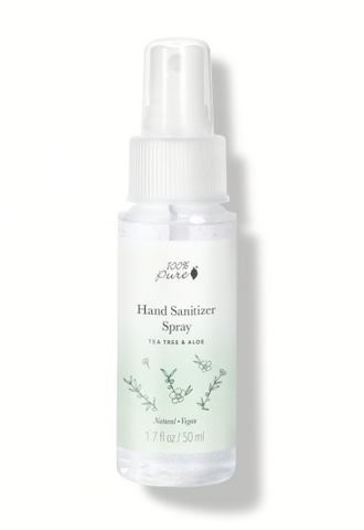 100% Pure - Hand Sanitizer Spray - limit of 2 per order