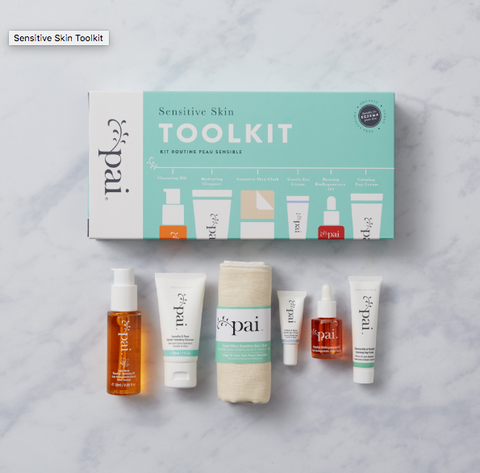 Pai - Sensitive Skin Toolkit