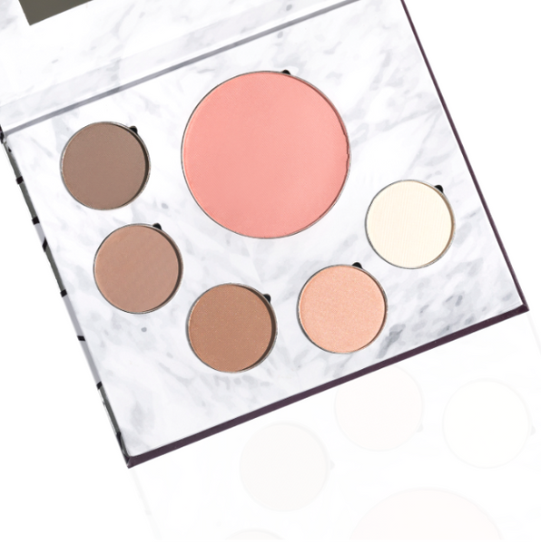 Fitglow Beauty - Day + Night Makeup Palette