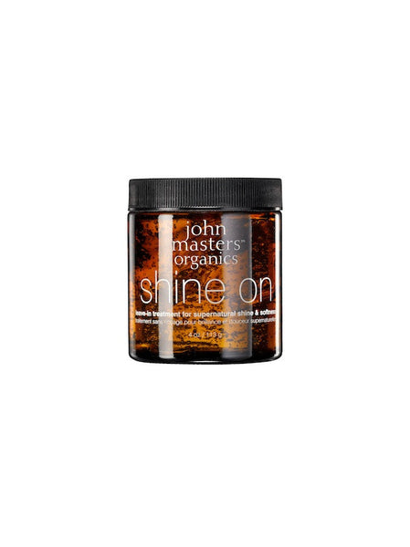 John Masters Organics - Shine On Leave-In Treatment - Clementine Fields