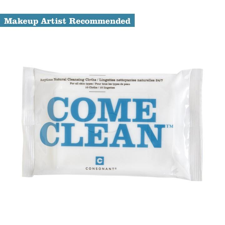 Consonant Skincare - Come Clean Cleansing Cloths