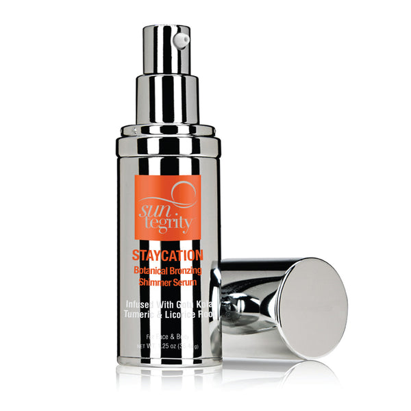 Suntegrity - Staycation - Face And Body Bronzing Shimmer Serum