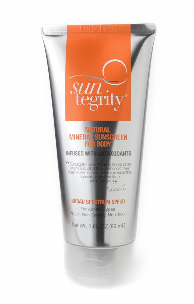 Suntegrity - Broad Spectrum Sunscreen for Body - Clementine Fields - 1