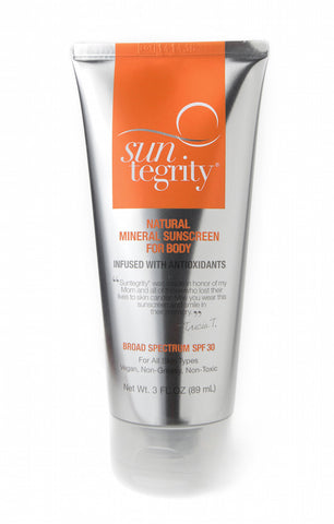 Suntegrity - Broad Spectrum Sunscreen for Body