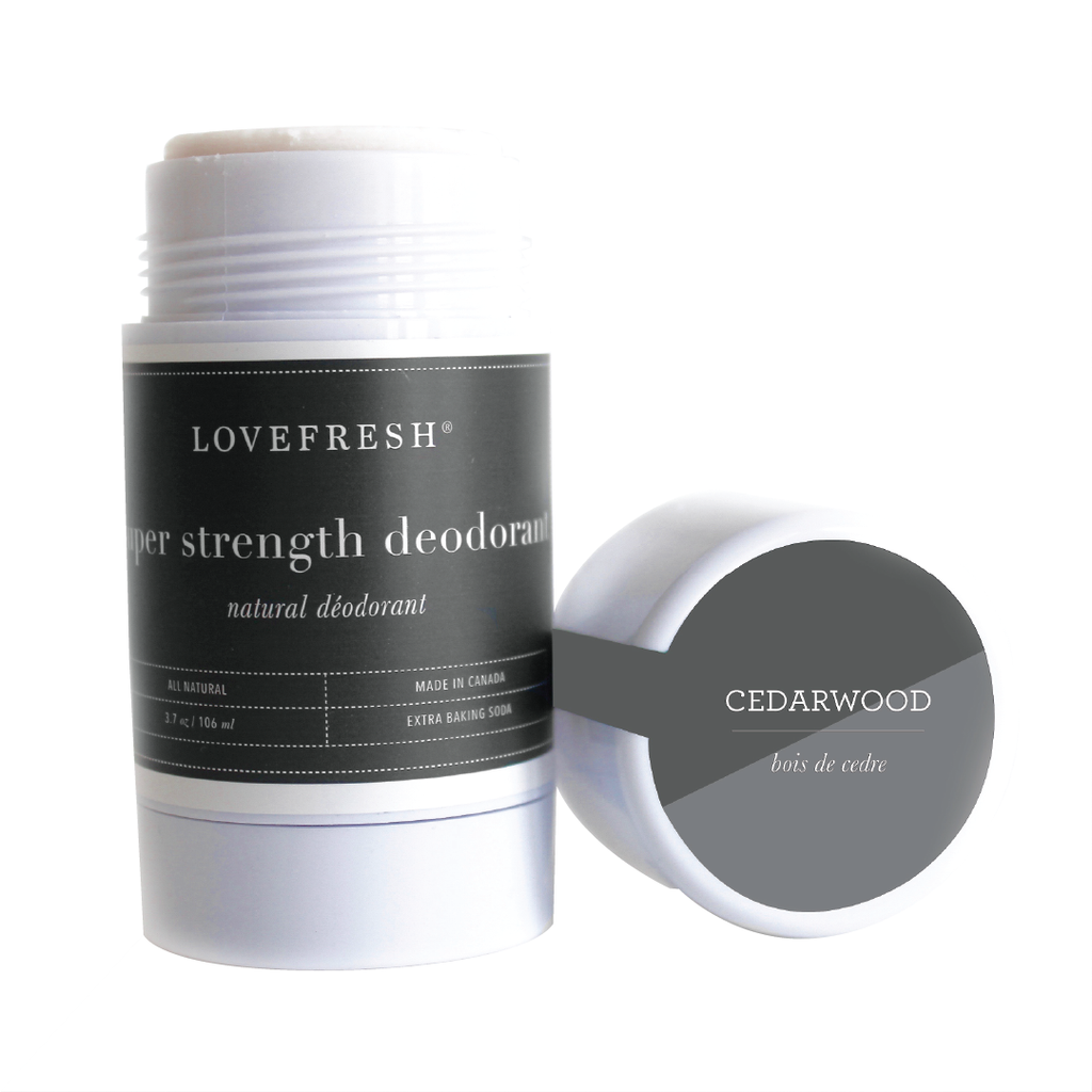 Lovefresh - Super Strength Deodorant