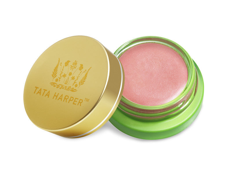 Tata Harper Volumizing Lip and Cheek Tint - Very Sweet - Clementine Fields - 1