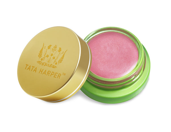 Tata Harper Volumizing Lip and Cheek Tint - Very Charming - Clementine Fields - 1