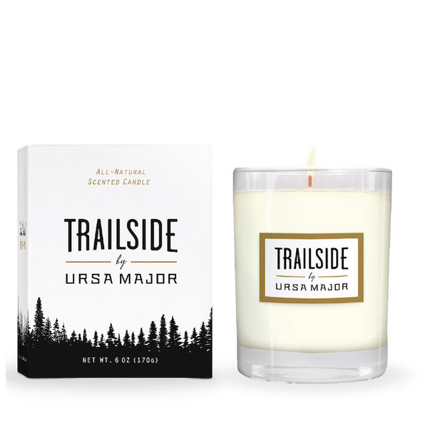 Ursa Major for Men - Trailside Candle - Clementine Fields - 1