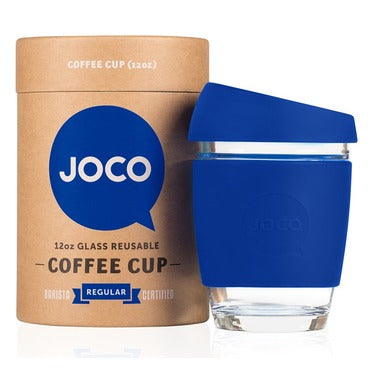 Joco - Reusable Coffee Cup - Cobalt Blue