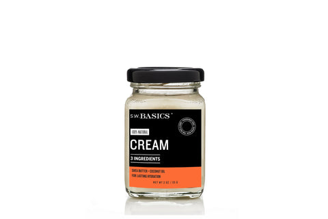 S.W. Basics - Cream (Glass Jar)