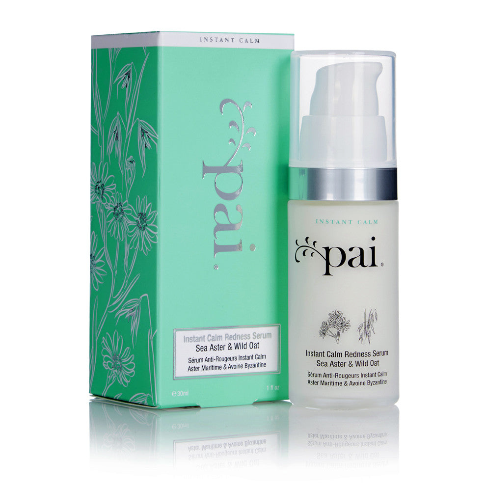 Pai - Sea Aster & Wild Oat Instant Calm Redness Serum - Clementine Fields