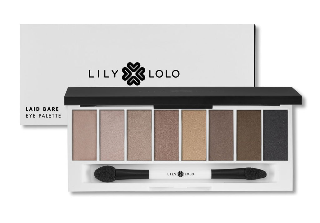 Lily Lolo - Pressed Eye Palette - Laid Bare