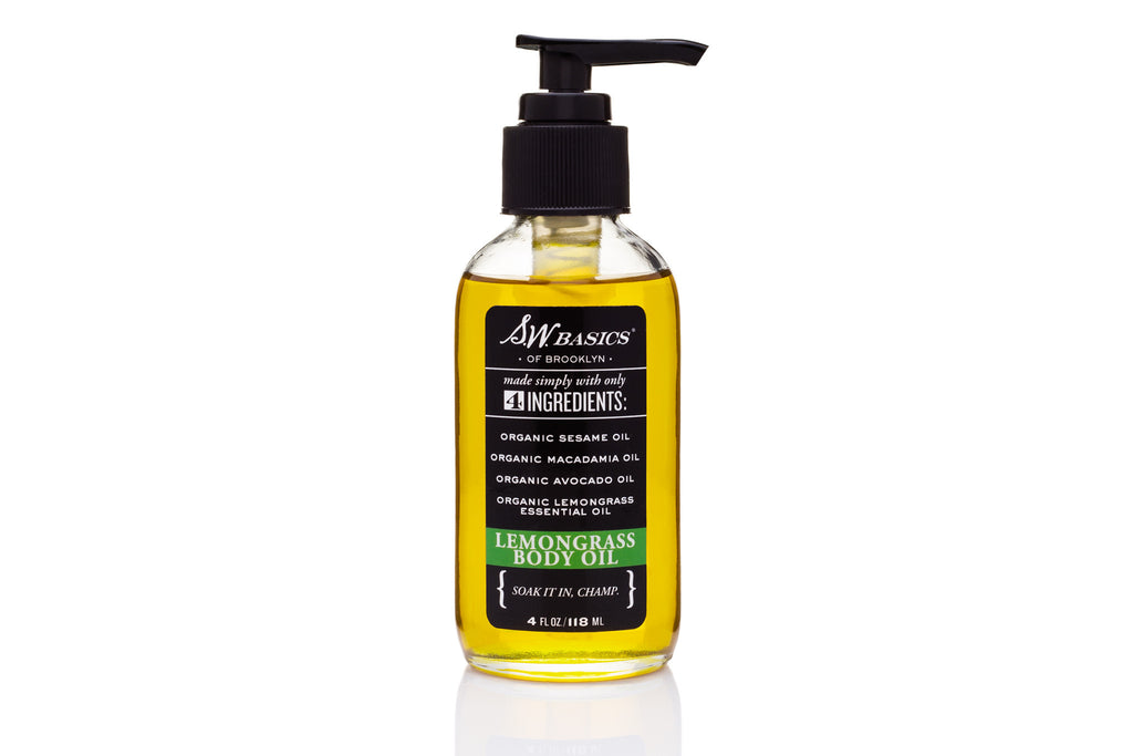 S.W. Basics - Body Oil - Clementine Fields - 1
