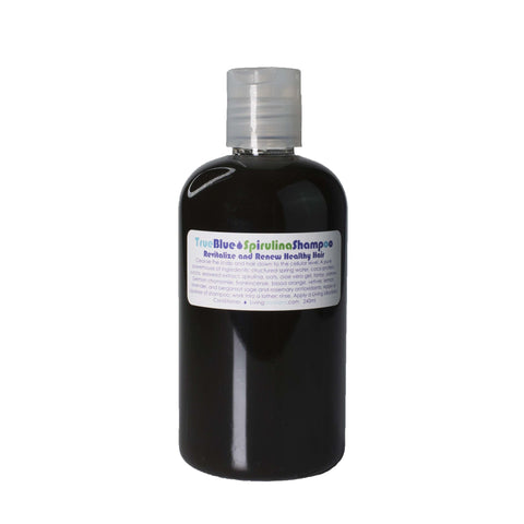 Living Libations - True Blue Spirulina Shampoo