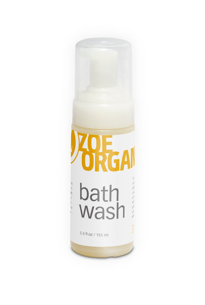 Zoe Organics Bath Wash - Clementine Fields