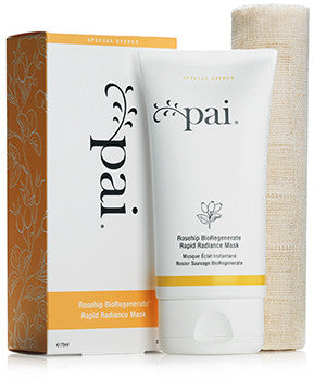 Pai - Rosehip BioRegenerate Rapid Radiance Mask - Clementine Fields