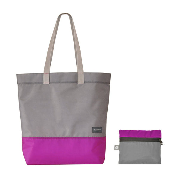 Flip & Tumble - Raspberry Tote Bag