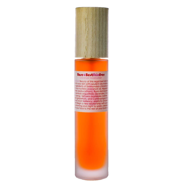 Living Libations - Best Skin Ever Cleansing Oil - Rose