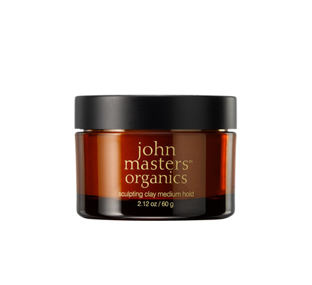 John Masters Organics - Sculpting Clay - Clementine Fields