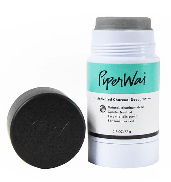 PiperWai - Natural Deodorant - 2.7 oz Stick